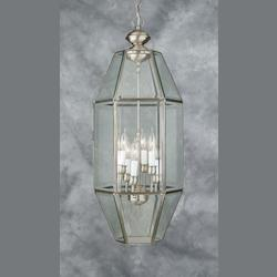Silver Up Chandelier - Forte 3036-06-34
