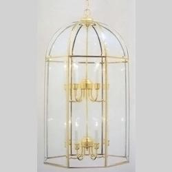 Gold Up Chandelier - Forte 3094-12-02