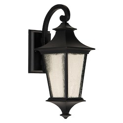 1 Light Outdoor Small Wall Sconce  - 371948