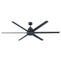 Ceiling Fan with Blades in Espresso Finish - 371966