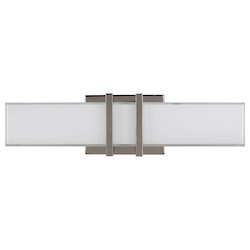 1 Light LED Wall Sconce in Polished Nickel Finish - 372173
