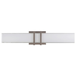 1 Light LED Wall Sconce in Polished Nickel Finish - 372174