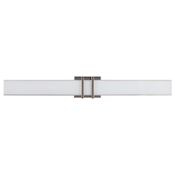 1 Light LED Wall Sconce in Polished Nickel Finish - 372175