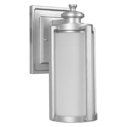 1 Light Small Wall Mount with Chrome Finish - 372220