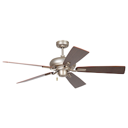 Athenian Obol Finish Ceiling Fan with Blades  - 372230