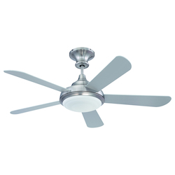 Ceiling Fan with Blades and Light Kit - 373193