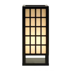Middleton Table Lantern in Black - 374277