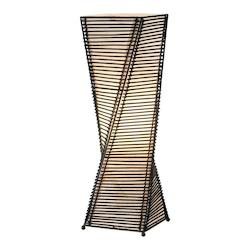 Stix Table Lantern in Black - 374314
