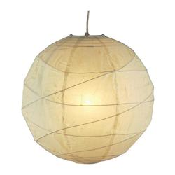 Orb Small Pendant in Natural - 374332