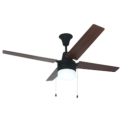 48In.; Ceiling Fan W/Light Kit
