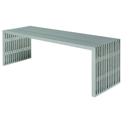 Stainless Amici Bench
