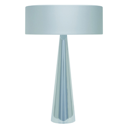 Silver Chrome Kasa Table Lamp