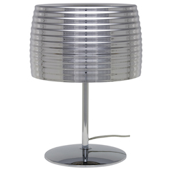 Chrome Chromium Table Lamp