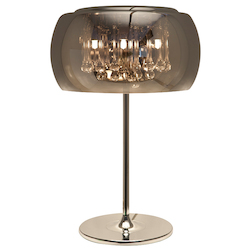 Chrome Alain Table Lamp