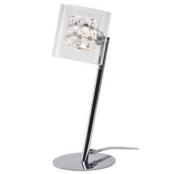 Clear Elsa Table Lamp - 380413