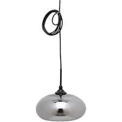 Smoked Grey William Pendant Lamp - 380446