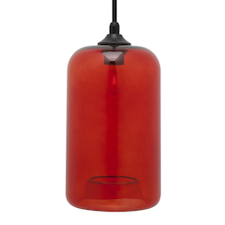 Red James Pendant Lamp - 380449