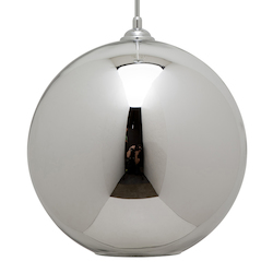 Chrome Marshall Pendant Lamp - 380461