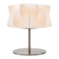 White Lex Table Lamp