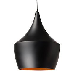 Black Karl Pendant Lamp - 380540