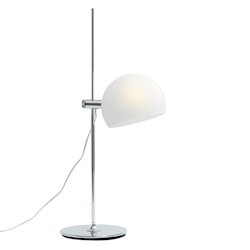 White Sussex Table Lamp