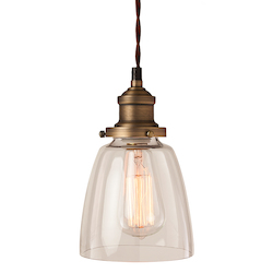 Clear Emilee Pendant Lamp - 380609