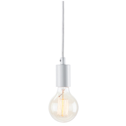 White White Tucker Pendant Lamp - 380611