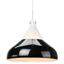 Black Marlie Pendant Lamp - 380655