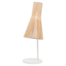 Natural Willow Table Lamp