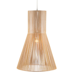 Natural Willow Pendant Lamp - 380662
