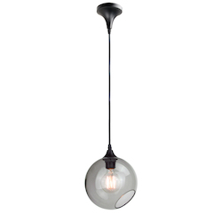 Red Small Sphere Pendant Lamp - 380663