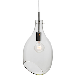 Clear Carling Pendant Lamp - 380686