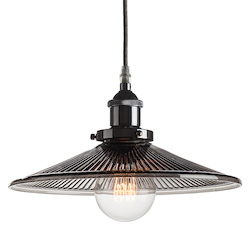 Grey Oscar Pendant Lamp - 380687