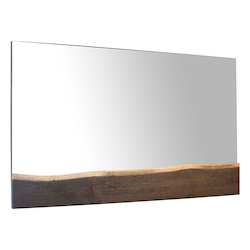 Seared Oak Dominic Mirror - 380848