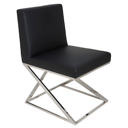 Black Toulon Dining Chair - 380993
