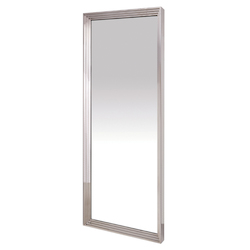 Stainless Leaning Floor Deco 86 Mirror - 381021