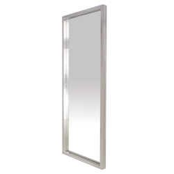 Stainless Floor Glam 86 Mirror - 381022