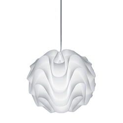White Meringue Pendant Lamp - 381180
