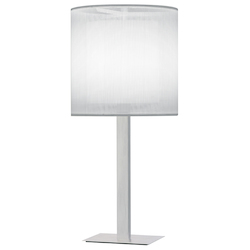 White Karin Table Lamp