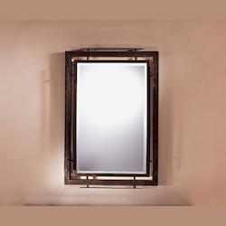 Linearge mirror 41H X 27.5W - 381993