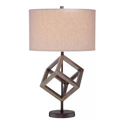 1 Light Table Lamp - 382113
