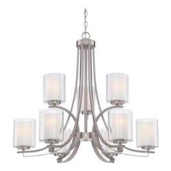 Parson Studio 9 Light Chandelier