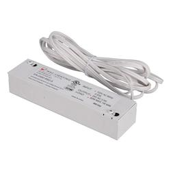 24V 100W Class 2 Remote Transformer Dimmable With 6in. Power Cord For Straight