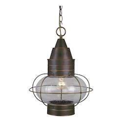 Chatham 13in. Outdoor Pendant - Vaxcel International OD21836BBZ
