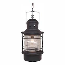 Hyannis 10in. Outdoor Pendant - Vaxcel International OD37006TB