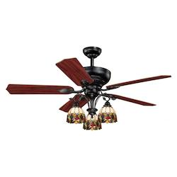 French Country 52in. Ceiling Fan - Vaxcel International F0006