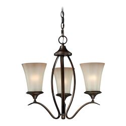 Sonora 3L Chandelier - Vaxcel International H0021