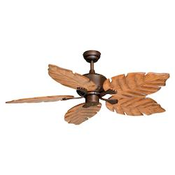 Palm Beach 52in. Ceiling Fan - Vaxcel International FN52261BBZ