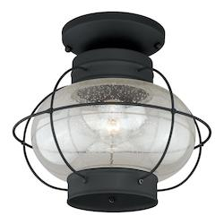 Chatham 13in. Outdoor Semi-Flush Mount - Vaxcel International T0144