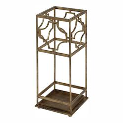 Uttermost Genell Gold Iron Umbrella Stand